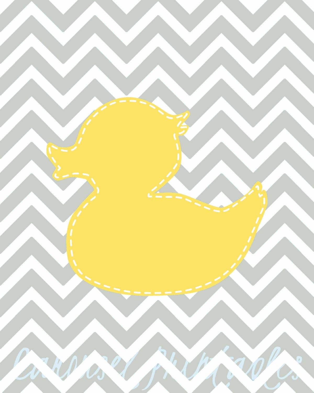 Rubber Duck Wall Art, Bathroom Wall Art,Printable Wall Art,Instant ...