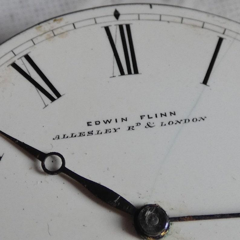 Eine Waltham-Uhrenbewegung