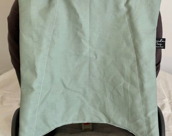 Sun sail mint for baby carrier