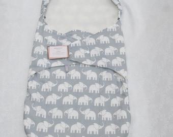 "Impact blanket ""elephants"" for baby bowl"