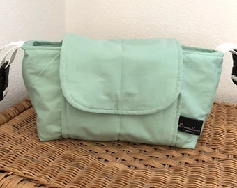 Pocket Organizer Mint for buggy and pram