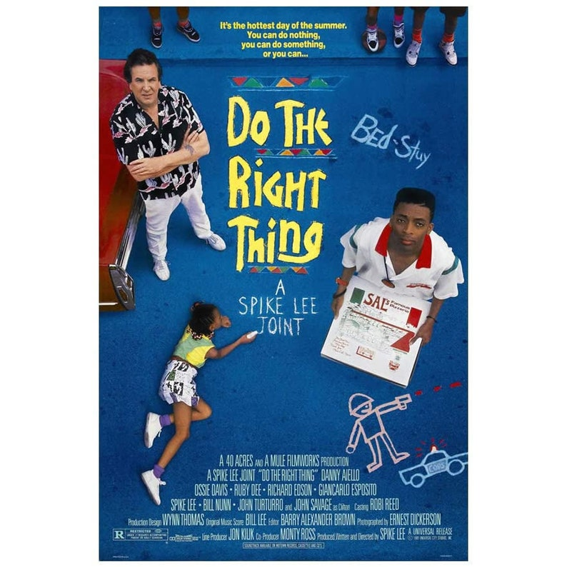 Do the Right Thing Buggin/' Out Button or Magnet