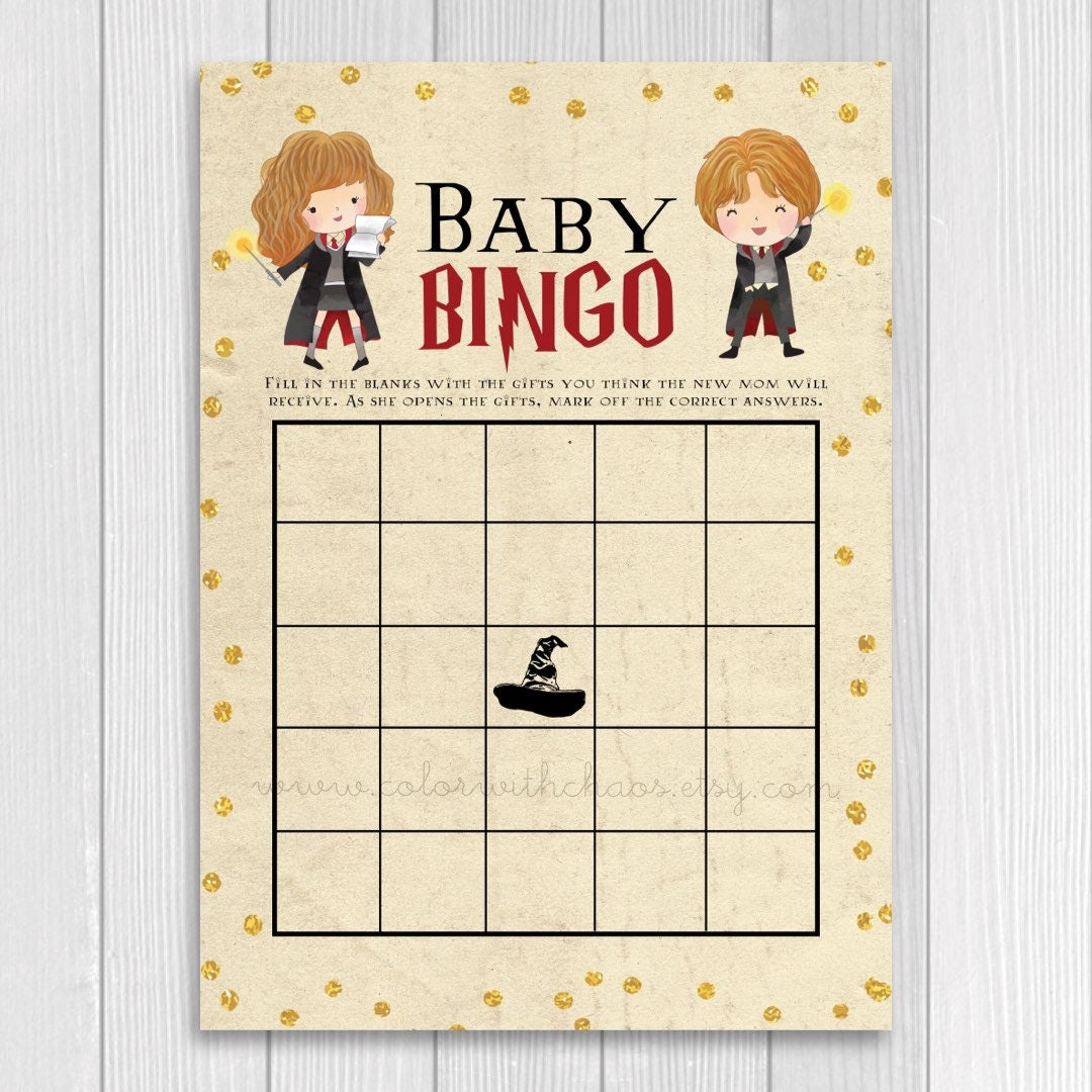 Harry Potter Baby Shower: Harry Potter Baby Shower Harry Potter Baby Shower Game