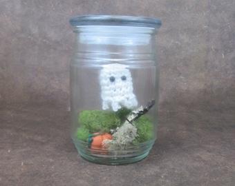 Ghostie in a Jar