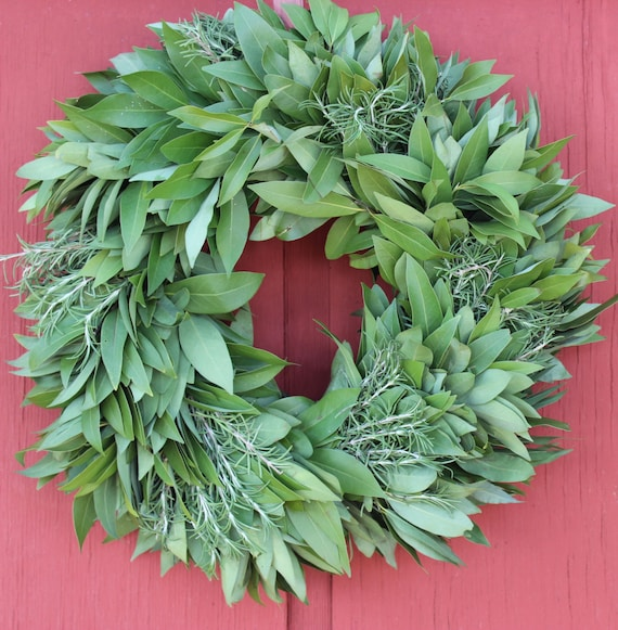 Bay Leaf Wreath