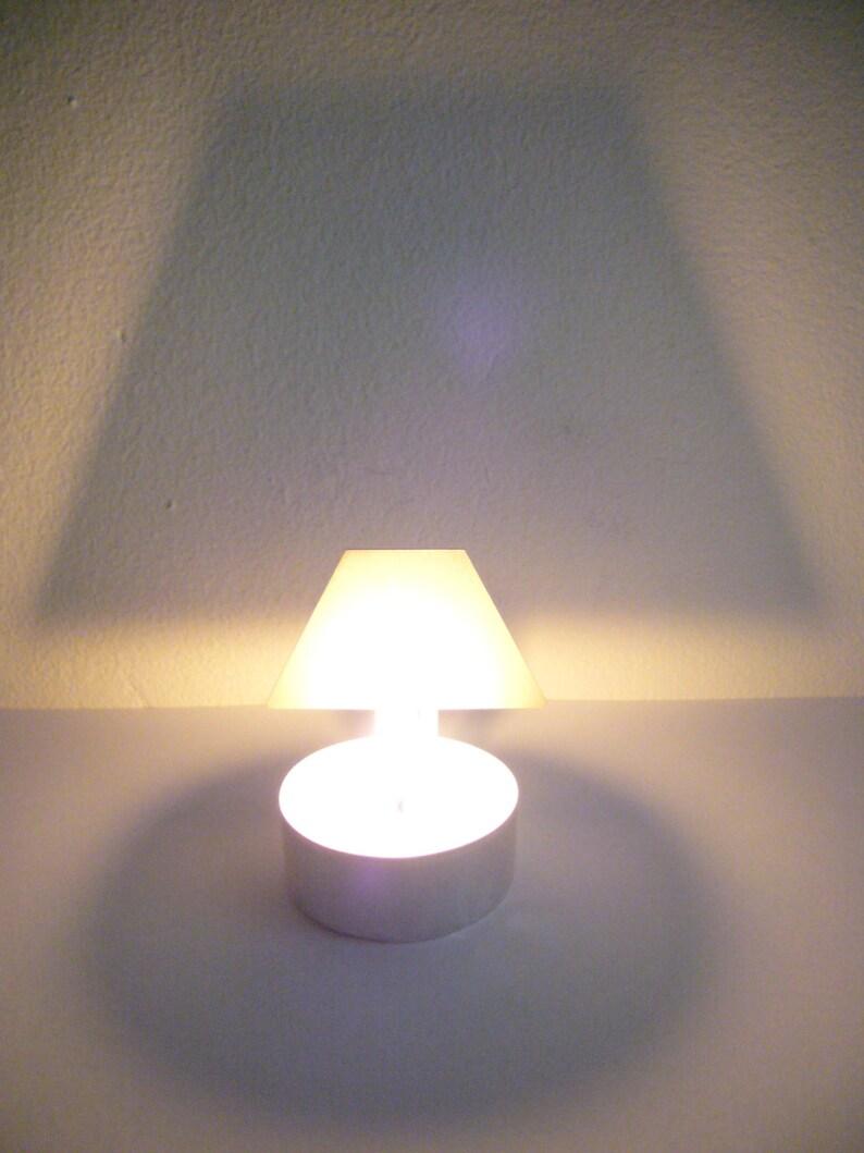 TWILIGHT standard stormlight lamp with playfull image 0