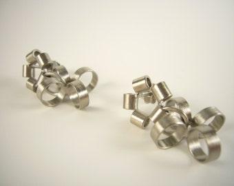 2-piece stud earrings STARS & STERNCHEN