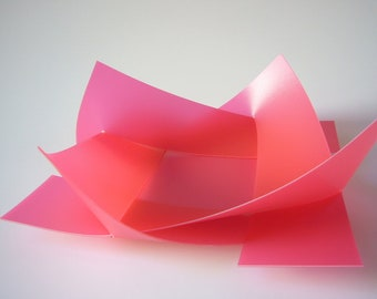 Pink bowl - LILY