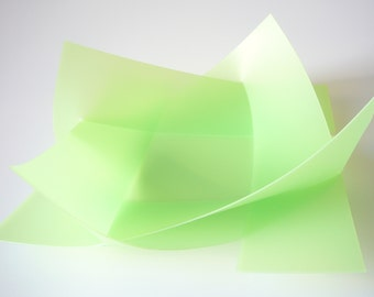 Green bowl - LILY