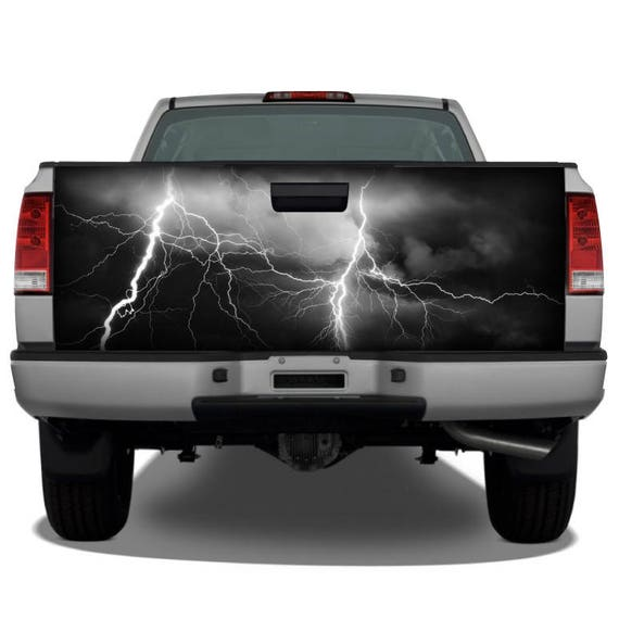 Cowboy Up Black /& White Mountains Rear Window Graphic Decal Truck SUV Van Car