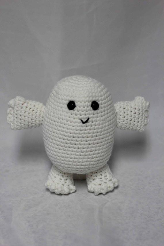 Handmade Crochet Adipose Made To Order Etsy