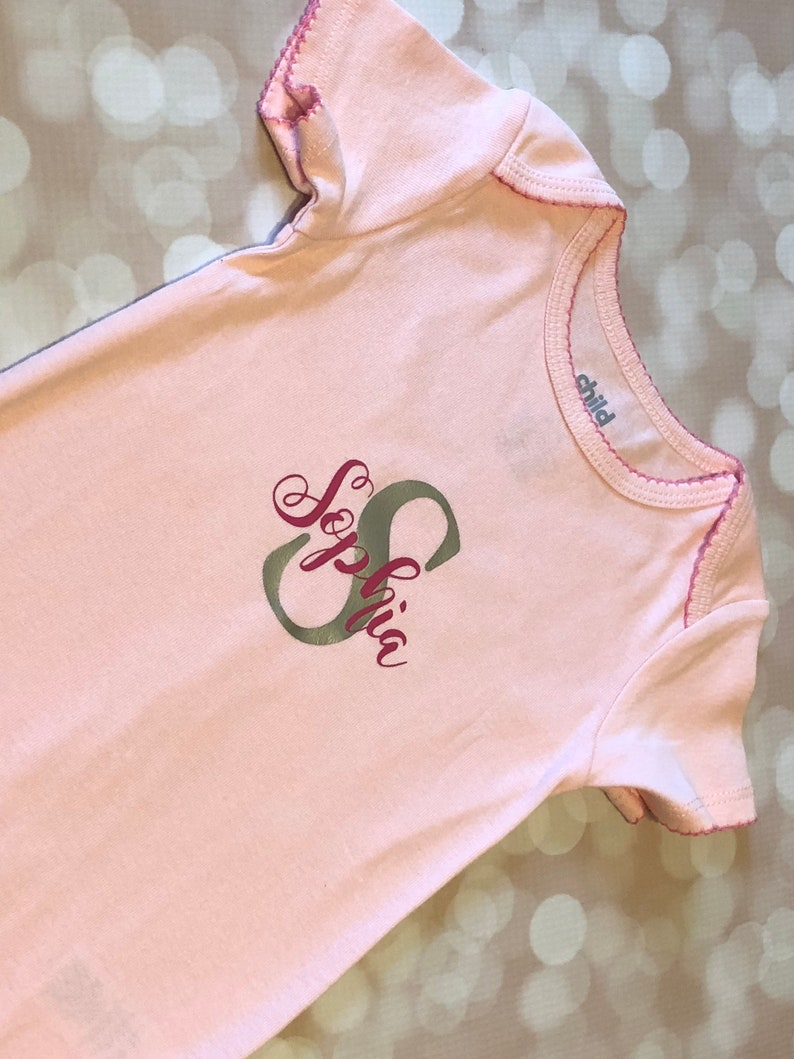 Custom Name Shirt