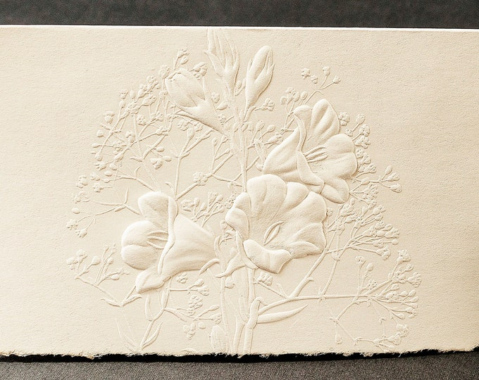 8 Bellflower Cards.Mothers Day Gift.Floral cards Flowers card Pack of cards  Blank inside.
