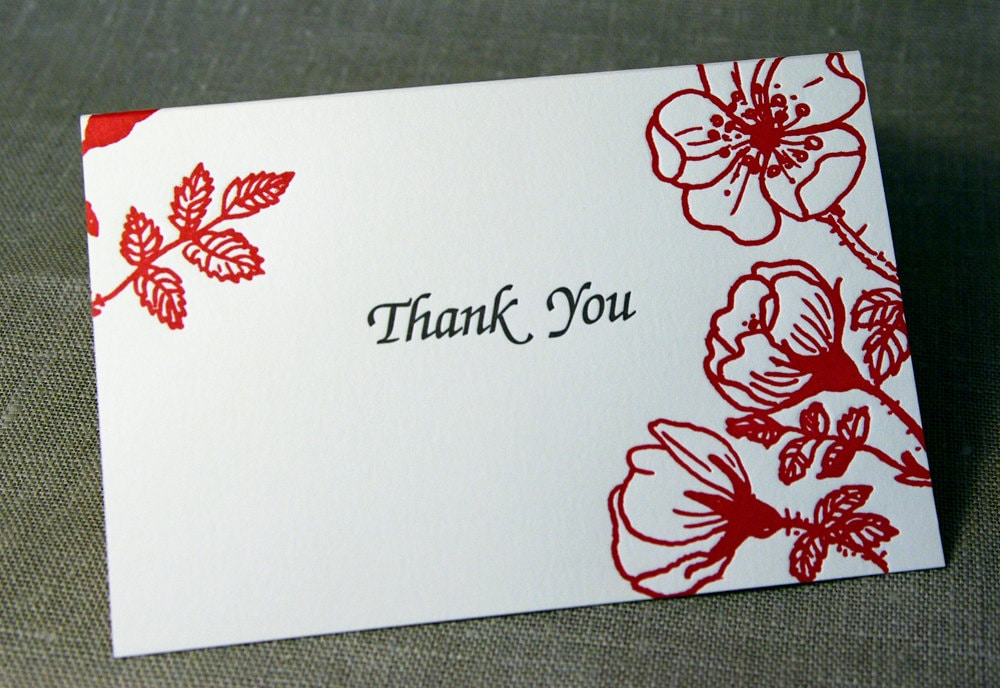 thank you cards blank inside