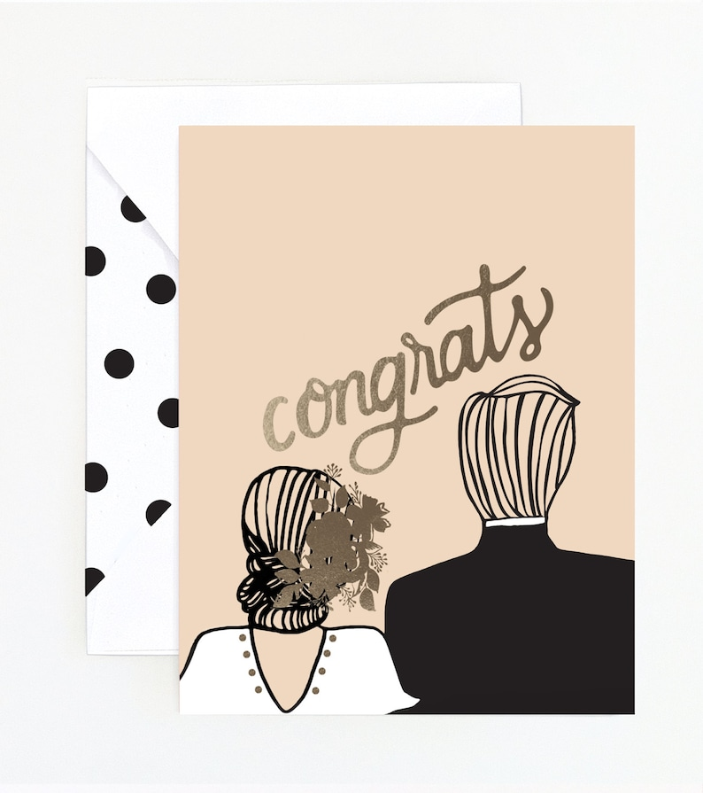 and Mrs Mr Wedding Card