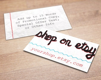 Edgy business card etsy popular items for edgy business card colourmoves