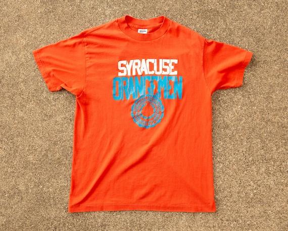 Syracuse Orangemen Shirt M - Vintage Syracuse Univ