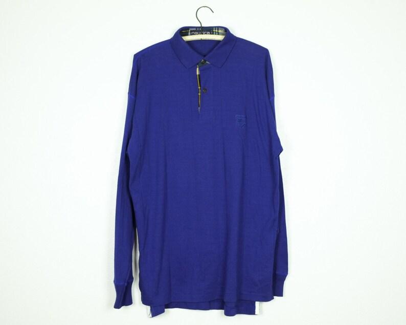 Vintage Nautica Sweater 90s Nautica Shirt L 1990s Nautica Nautica Pullover L Vintage Nautica Polo Shirt Men/'s Large