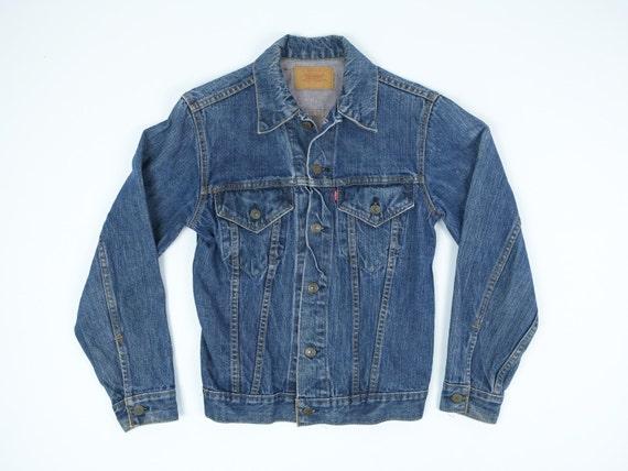 Levi's Jean Jacket 34 - Vintage Jean Jacket Size X