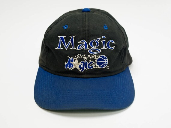 size 40 267a9 95335 ... ebay 90s orlando magic snapback hat distressed orlando magic hat etsy  106c7 db6a3