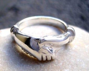 St. Rita faith ring