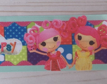 3 inch Lalaloopsy INSPIRED Ribbon