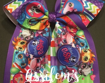 Littlest Pet Shop INSPIRED Cheer Bow