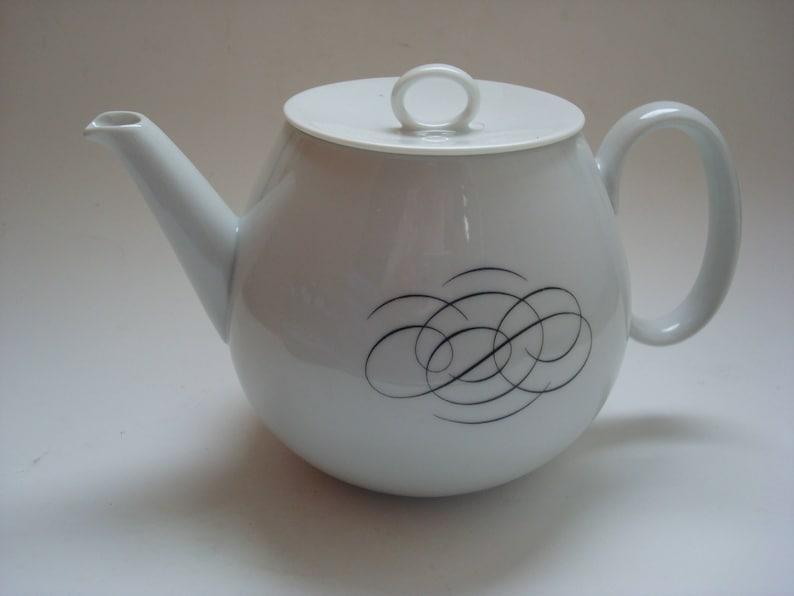 Rosenthal Continental China SCRIPT Teapot