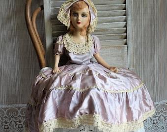 9bf278e45b2 Vintage lavender dress
