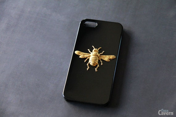 the latest 93795 80bda iPhone 8 Plus Case Bee Case iPhone 6 Plus Black Insect Vintage Honey Bee  iPhone 7 Black iPhone 6 Cover iPhone 6s iPhone 6s Plus