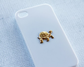 iPhone 8 Case Sea Turtle Phone Case for iPhone 7  Animal Pattern iPhone 7  Turtle Reef Ocean Sea Creature Case for iPhone 7  Gold Case