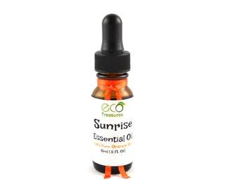 100% Pure Essential Oil:Sunrise Oil