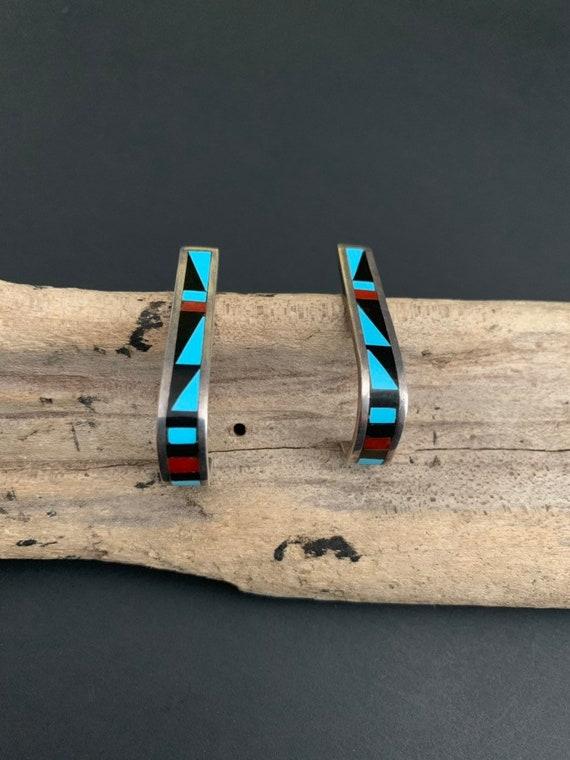 Native America Indian Jewelry, Zuni Vintage Jewelr