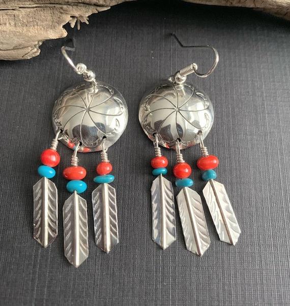 Native America Indian Jewelry, Navajo Jewelry, Tur