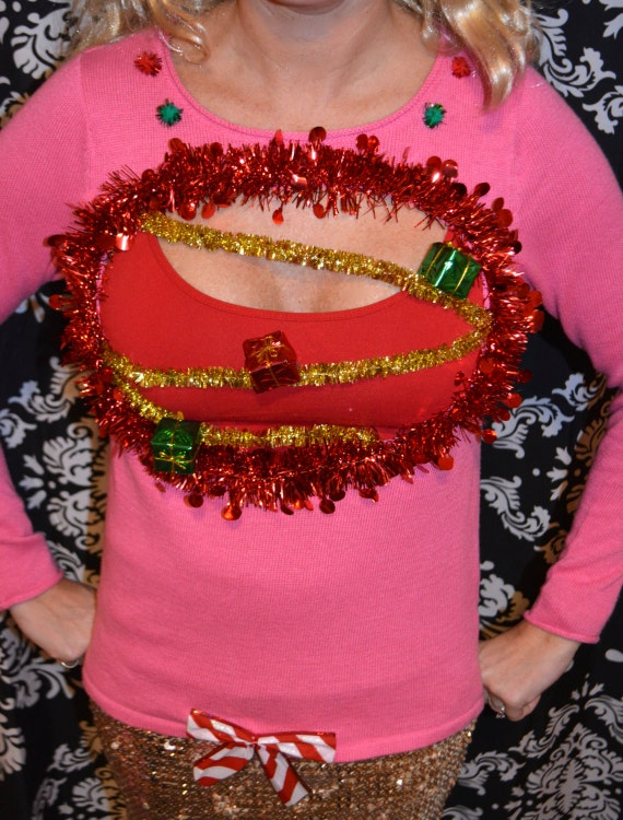 Christmas jumper Sexy