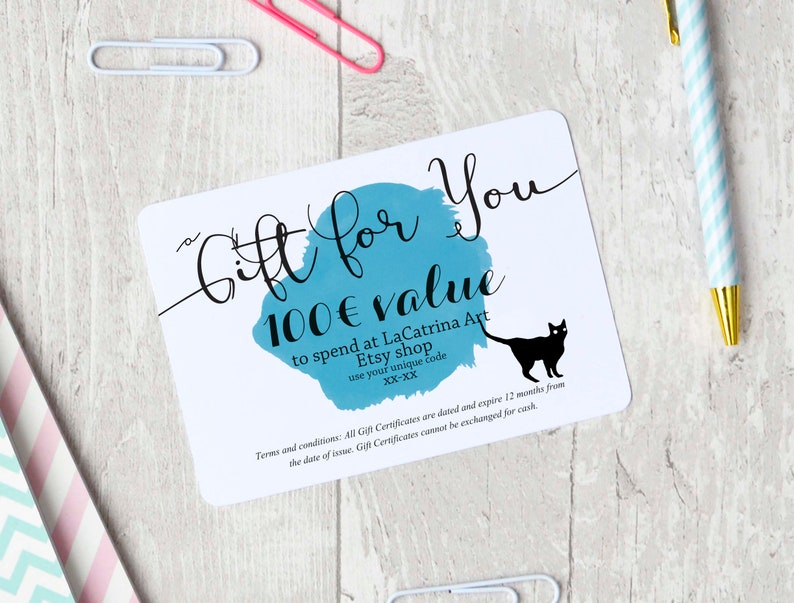 anniversary GIFT CARD For a last minute birthday wedding gift!