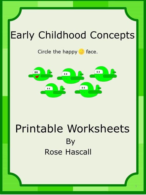 Printable Worksheets Fine Motor Skills Special Education Etsy