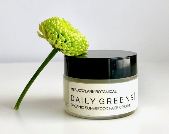 Daily Greens Superfood Face Cream | 2.5 fl oz