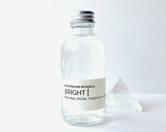 Bright | Cell Renewing Exfoliating Toner with Glycolic + Bioflavanoids