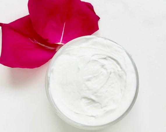 Organic Whipped Body Butter for Sensitive Skin