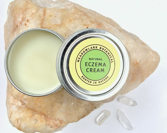 Organic Herbal Eczema Cream for Baby and Adults