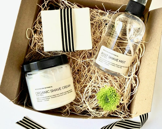 Shaving Kit Gift Set for Men - Eco Friendly