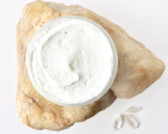 Natural Shave Cream for Women | Choose your Essential Oil Scent | Vegan 4.5 fl oz