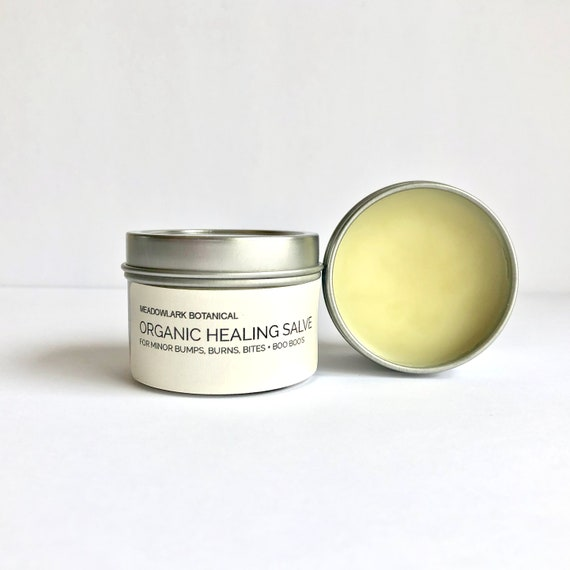 Organic All Purpose Healing Salve for Baby + Child