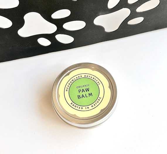 Dog Mom Gift - Natural Paw Balm + Protective Treatment | Non Toxic | 2.5 fl oz