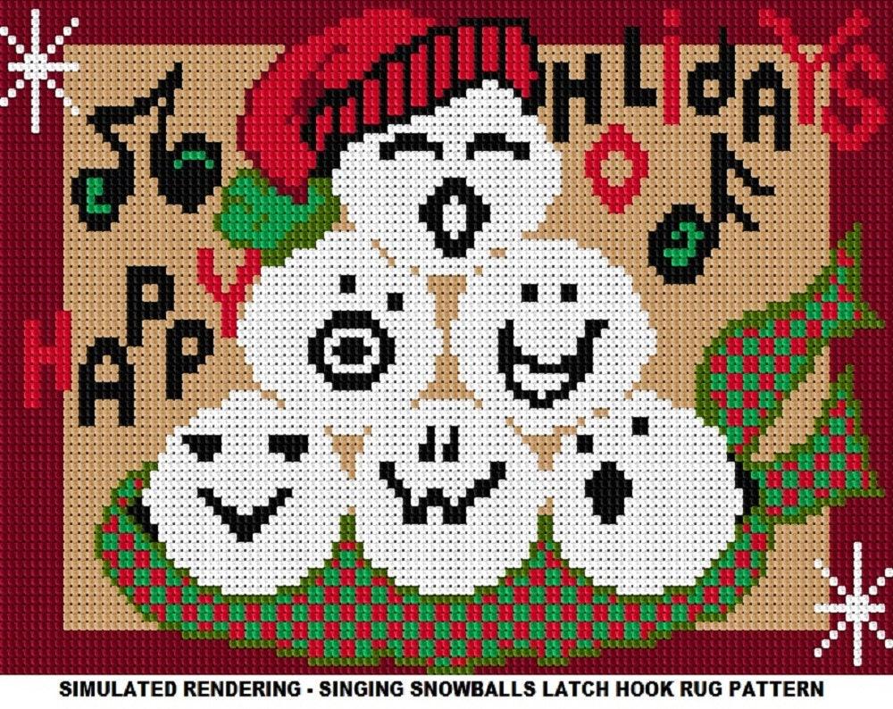 Latch Hook Patterns Cool Decorating