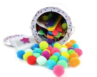 Birthday Craft Kit Kids