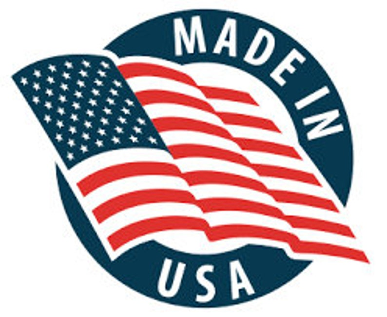 USA MADE Blue Stripe Hospital Maternity Nursing Robe Baby Boy Matching  Swaddle Set