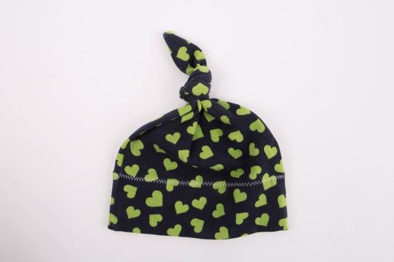 Top noeud bébé chapeau chapeau de bébé printemps Bonnets   Etsy 8e7881b23d0