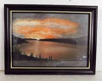 Acrylic Painting Original Art  Print